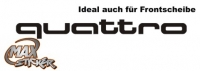 Car-Sticker Audi Motiv 9