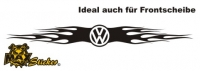 Car-Sticker VW Motiv 1