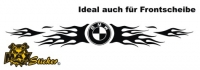 Car-Sticker BMW Motiv 5