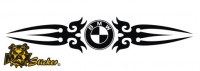Car-Sticker BMW Motiv 14