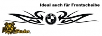 Car-Sticker BMW Motiv 18