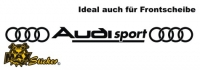 Car-Sticker Audi Motiv 12