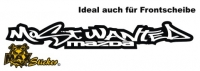 Car-Sticker Mazda Motiv 9