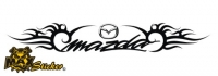 Car-Sticker Mazda Motiv 12