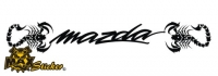 Car-Sticker Mazda Motiv 14