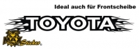Car-Sticker Toyota Motiv 9
