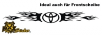 Car-Sticker Toyota Motiv 16