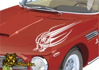 Car-Pinstriping Motiv 1