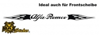 Car-Sticker Alfa Romeo Motiv 2