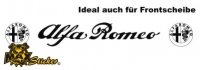 Car-Sticker Alfa Romeo Motiv 5